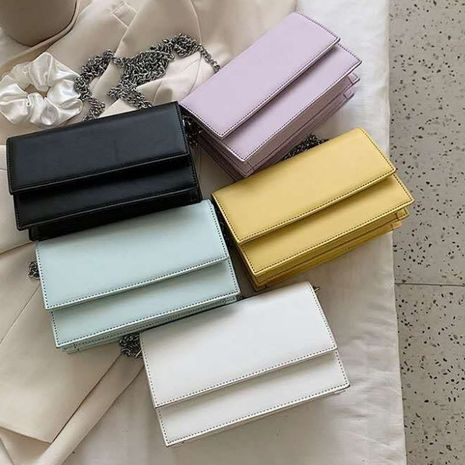 Summer new fashion Korean chain shoulder messenger small square bag wholesale NHLH250594's discount tags
