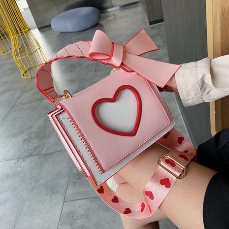 new trendy Korean  fashion all-match shoulder bag love lady handbag NHLH250748's discount tags