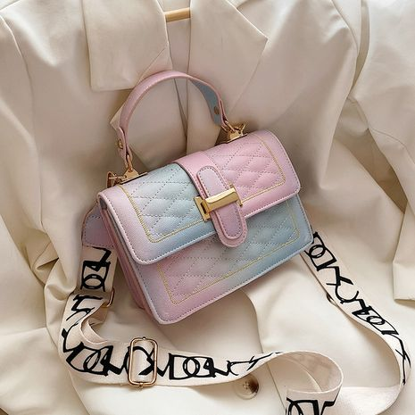 new trendy Korean  fashion wild one-shoulder messenger  handbag NHJZ250815's discount tags