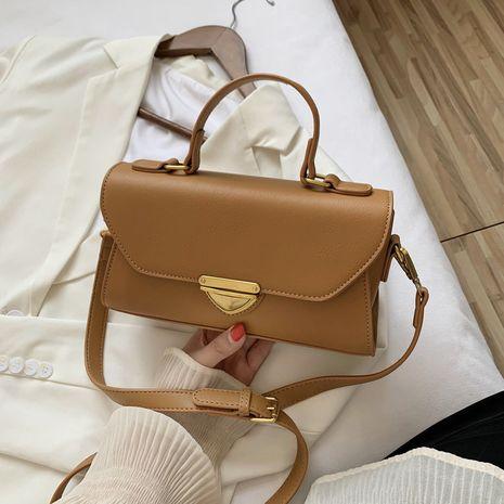 simple   new trendy fashion wild retro diagonal  small square bag NHJZ250831's discount tags