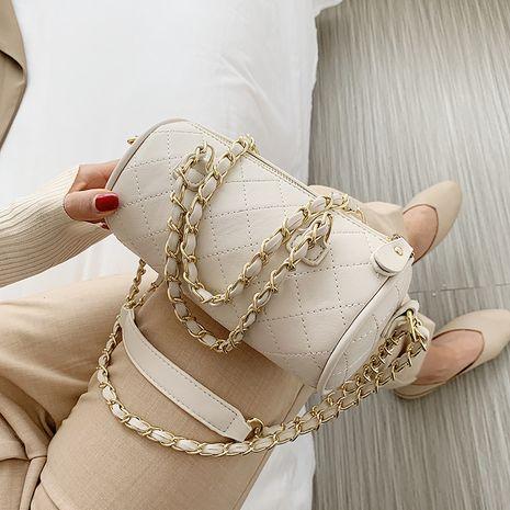 new trendy fashion texture single shoulder messenger bag  NHJZ250862's discount tags
