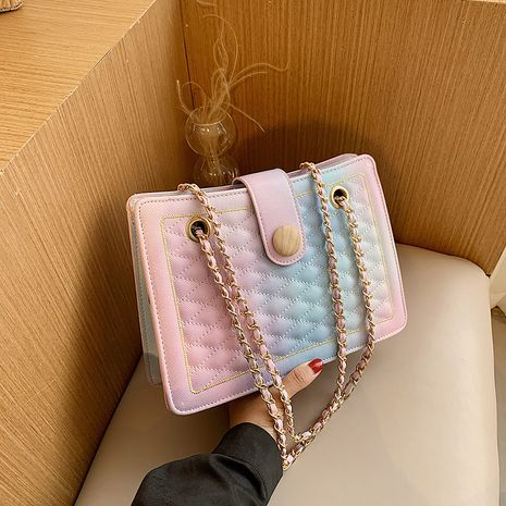popular new trendy fashion small square  all-match single shoulder messenger bag NHJZ250860's discount tags