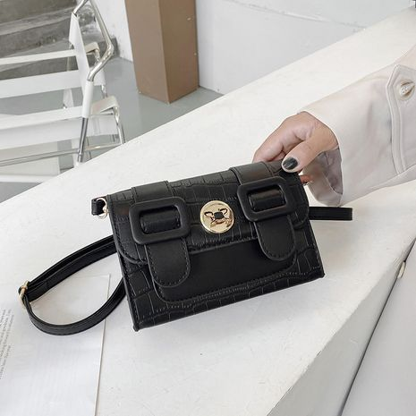 new trendy fashion texture wild western style popular shoulder bag NHJZ250864's discount tags