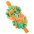 NHLI982720-Orange-floral-cloth