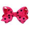 NHLI982957-Rose-red-black-dots