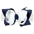 NHLI983337-White-navy-blue-wide-hair-band