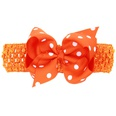 NHLI984301-Orange-white-dots