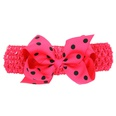 NHLI984307-Rose-red-black-dots