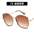 NHKD989278-C6-Gold-Frame-Double-Tea
