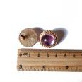 NHOM992198-Purple-925-Silver-Stud-Earrings