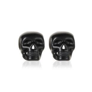 new fashion simple  Halloween  ghost head Gothic retro skull retro earrings NHMO240324's discount tags