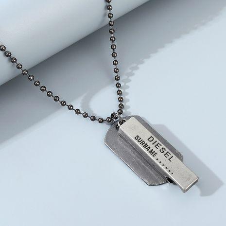 hip hop street estilo simple silbato creativo collar de hombres al por mayor nihaojewely NHPS240429's discount tags