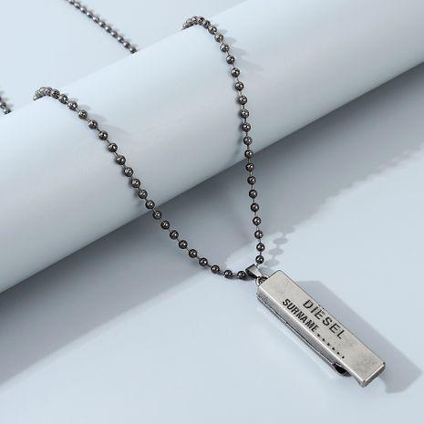 collier de sifflet créatif de style Harajuku pour hommes en gros nihaojewely NHPS240435's discount tags