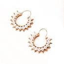 Korean pearl  new trendy sterling silver earrings  wholesale nihaojewelry NHAI240609