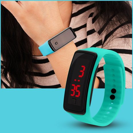 LED second generation sunglasses electronic watch children's bracelet watch wholesale  NHSS251028's discount tags