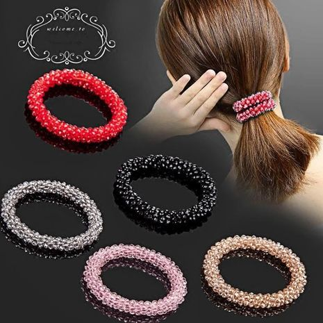 Womens Rhinestone Hair Accessories NHOF121116's discount tags