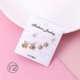 NHMS1040124-12K9532-Bee-(925-silver-needle)