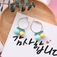 NHMS1040145-W3206B-green+yellow-(ear-ring-type)