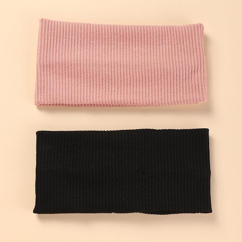 Summer new fashion sports wild tie hair turban hair accessories hairband for women wholesale NHAU240796