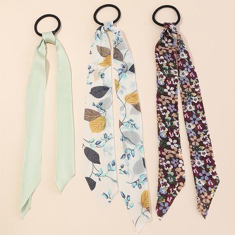 Almohadillas para el cabello de gasa de toalla que agitan simple conjunto de cinta de anillo de intestino grueso de moda al por mayor NHAU240805's discount tags