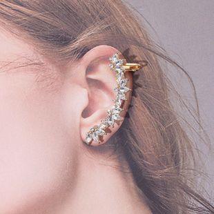 Niche fashion diamond tide fairy pearl zircon earrings for women jewelry NHRN240960's discount tags