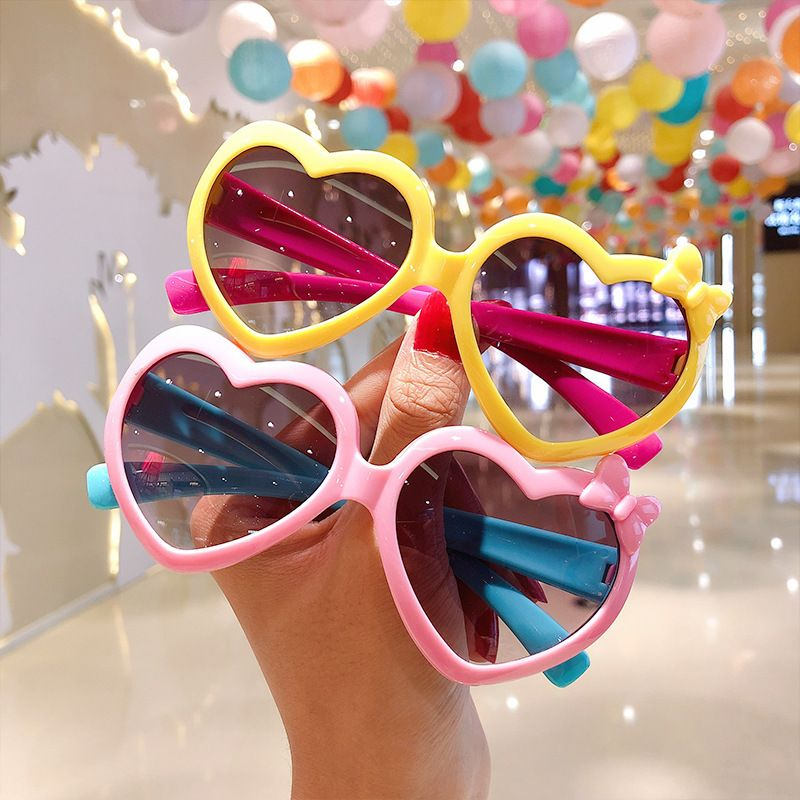 Childrens sun visor baby sunglasses cute sunglasses personality antipolarization glasses  NHNA241033