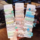 pearl hairpin sweet hair trim side clip broken hair clip bangs clip wholesale NHNA241035