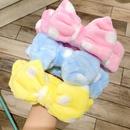 Fashion simple fairy Korea cute head wide side nonslip pressure hair makeup apply  headband hair band for women NHNA241047