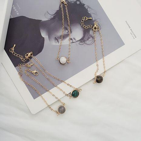 Bracelet de perles en alliage de beauté douce de style coréen NHDP240768's discount tags