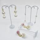 boucles d39oreilles en fer forg prsentoir de bijoux ensemble de trois pices en gros NHAW240776