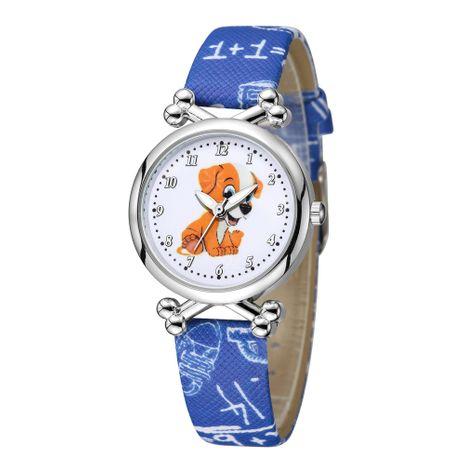 Lindo cachorro mascota patrón reloj de cuarzo cara digital reloj de correa para niños al por mayor NHSS241150's discount tags