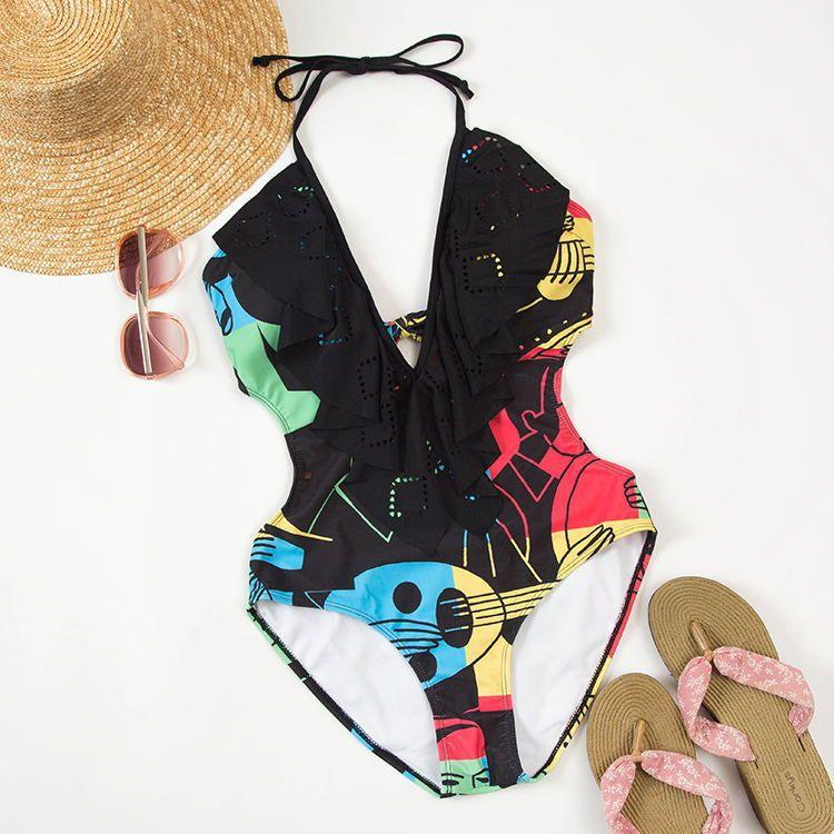 hot sale women plus size bikini swimsuit batch wholesale nihaojewelry NHHL241261
