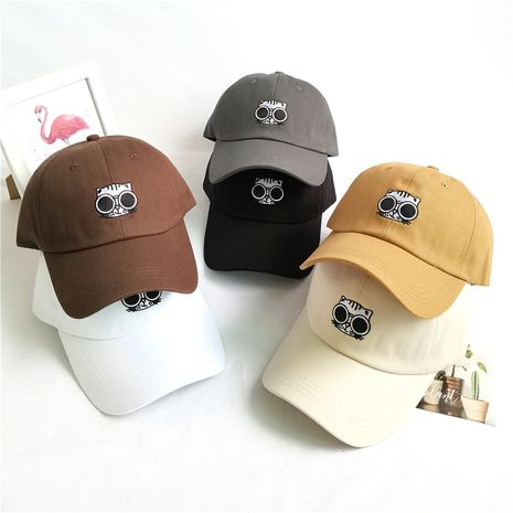 Marca de marea de moda versión coreana de la gorra de béisbol de sombra negra suave suave de marea NHCM241507's discount tags