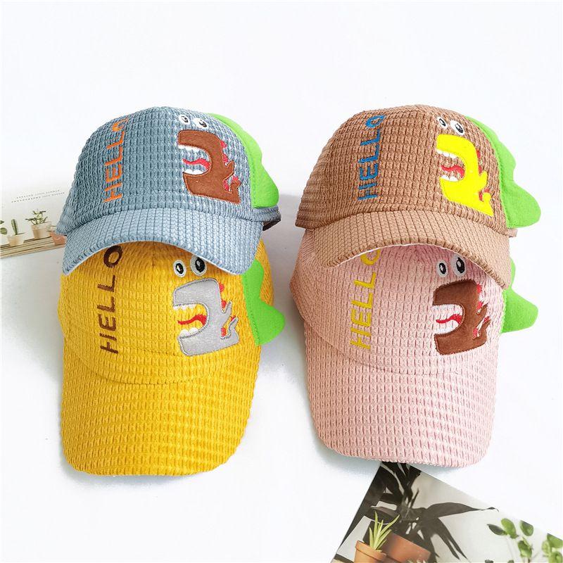 summer Children's hats baby hats sun hats shading handsome hats wholesale NHCM241513