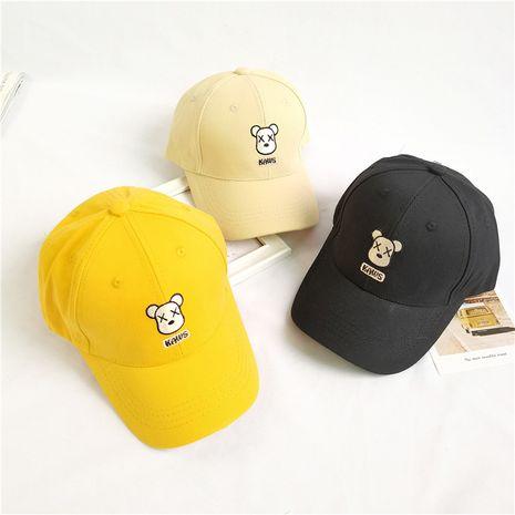Gorra coreana la nueva gorra de béisbol de dibujos animados de primavera y verano al por mayor al aire libre NHCM241517's discount tags