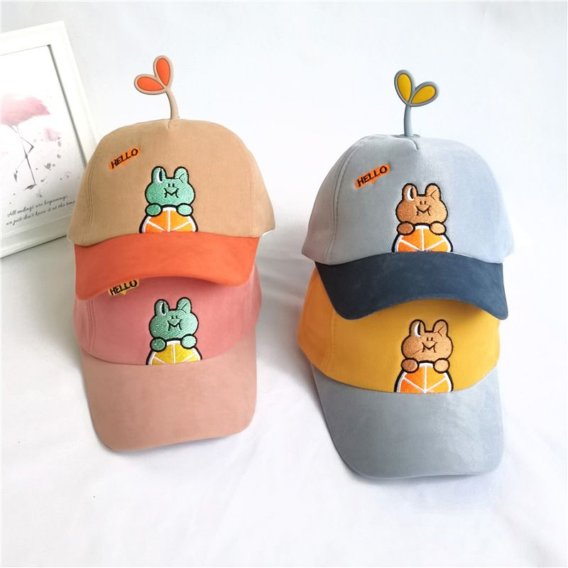 Baby hats spring and autumn thin caps baby sun hats cute sun hat wholesale NHCM241525