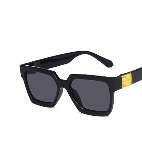 Square children's sunglasses  new wave fashion  cartoon sunglasses square street shot catwalk glasses wholesale NHKD222828's discount tags