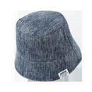 Fashion solid color Korean wild sunscreen cover face basin fisherman hat  NHTQ242403