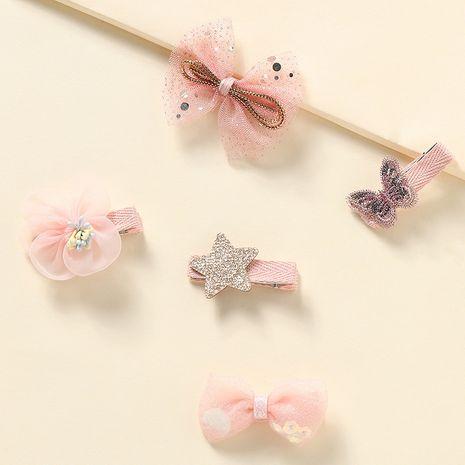 Épingle à cheveux coréenne pour enfants NHNU242457's discount tags