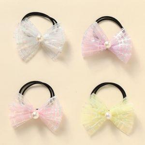noeud papillon bande de caoutchouc filles cravate cheveux tête corde ensemble NHNU242462