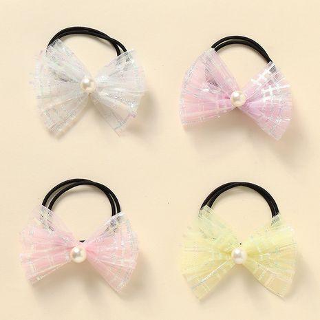noeud papillon bande de caoutchouc filles cravate cheveux tête corde ensemble NHNU242462's discount tags