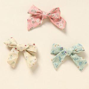 bowknot hair rope super cute girl heart plaid sweet fabric anneau de cheveux ensemble NHNU242464