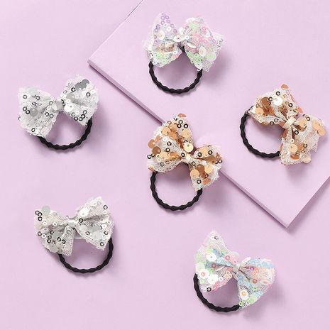 children's head rope  cute butterfly hair rope set  NHNU242468's discount tags