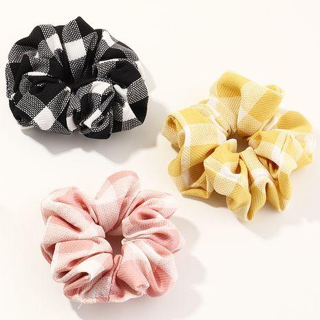 nouvelle corde de cheveux en mousseline de soie treillis de rêve chouchous en gros NHNU242486's discount tags