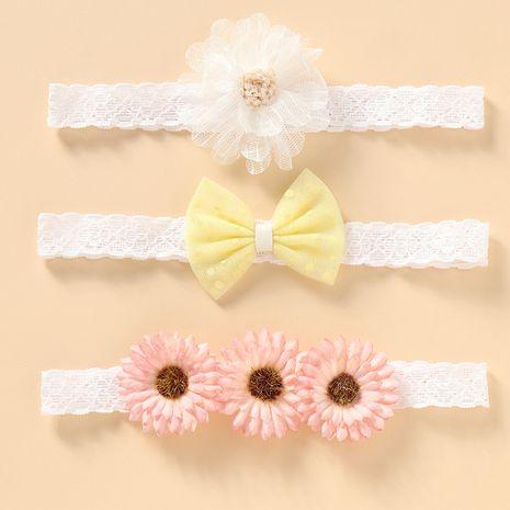 Ensemble de serre-tête mignon princesse pour enfants coréens bowknot pour enfants NHNU242498's discount tags