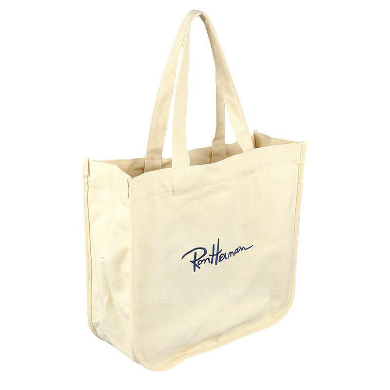 Korean style ladies canvas bag casual fashion all-match women's one-shoulder handbag wholesale NHBN242503