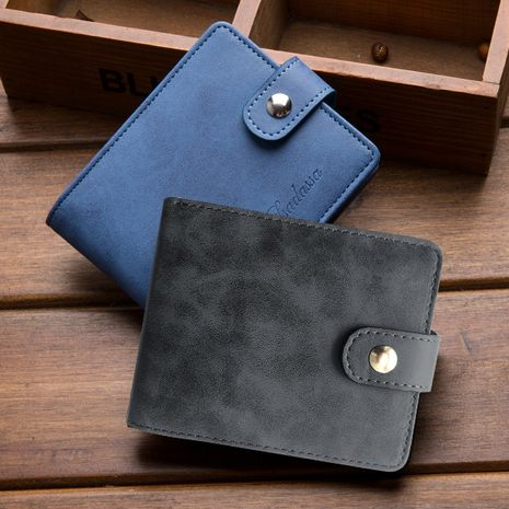 short document business card holder men's wallet card bag wholesale NHBN242543's discount tags