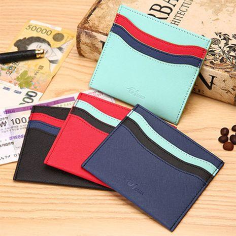 Nouveau porte-monnaie coréen ID bus carte sac portefeuille femme vente chaude en gros NHBN242547's discount tags