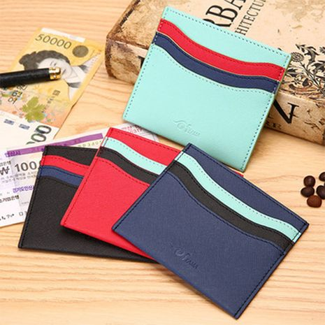 New Korean coin purse ID bus card bag women's wallet hot sale wholesale NHBN242547's discount tags