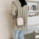 Fashion new trendy wild one shoulder messenger portable small square bag for women NHJZ242739
